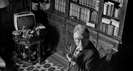 Elio Pagliarani, © Dino Ignani
