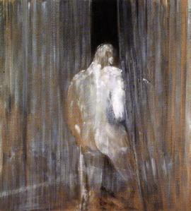 Francis Bacon, Study for the human body, 1949