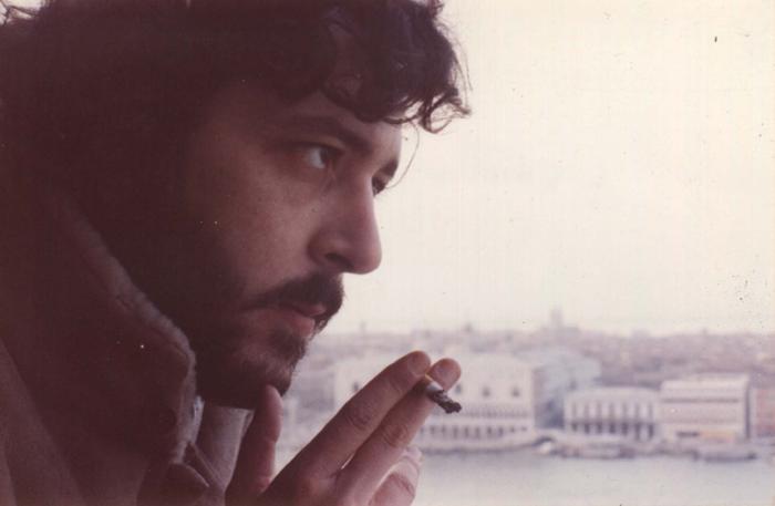 Giorgio Messori a Venezia nel 1981